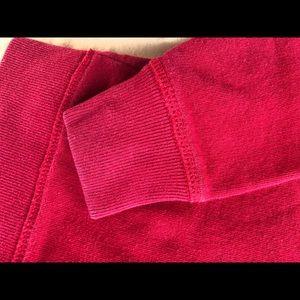 GAP Shirts & Tops - GAP Red Zip Up Hoodie Boys 8/M